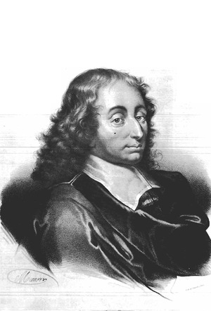 English: Blaise Pascal