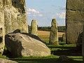 Past the Stones, Stonehenge - geograph.org.uk - 34294.jpg
