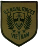 Patch of U.S. Naval Forces, Vietnam (subdued).png