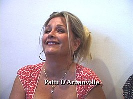 Patti D'Arbanville in New York, Juli 2007