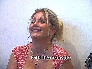 Patti D'Arbanville - Patti D'Arbanville in New York City, July 2007