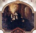 Paul-Joseph Delcloche, Mort de sainte Scholastique (Eglise St-Jacques, Liège).jpg