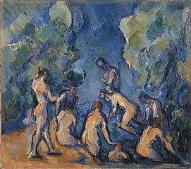 Bathers (Baigneurs)