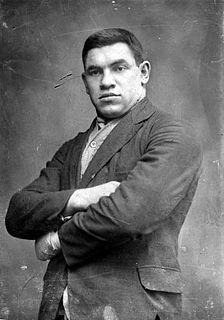 Paulino Uzcudun Spanish boxer