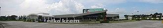 Philippine Carabao Center - Dairy Plant, Milka Krem Panorama