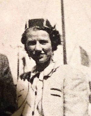 Peggy Guggenheim Collection - Peggy Guggenheim, Marseille, 1937