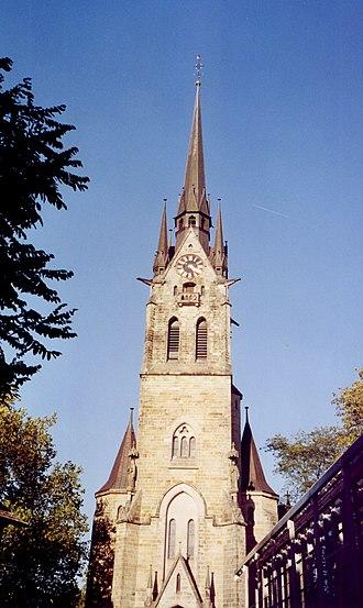 Peine - Image: Peine Jakobi Kirche