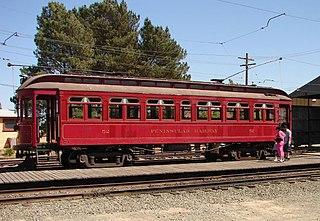 Peninsular Railway (California)