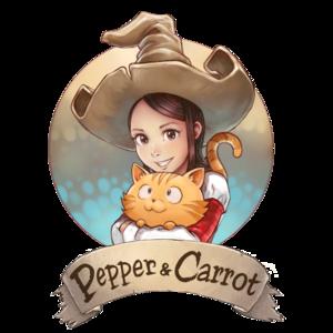 Pepper&Carrot cover