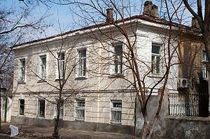 Ivan Perestiani - The Birthhouse of Ivan Perestiani in Taganrog.© TaganrogCity.Com