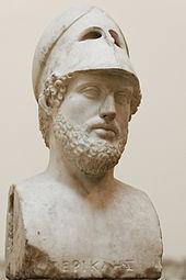 Il ritratto di Pericle