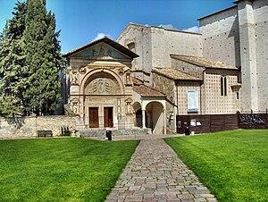 Accademia di Belle Arti di Perugia - Image: Perugia 082