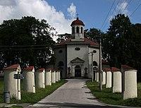 Petřvald, kostel sv. Jindřicha se šesti sochami a křížová cesta (1).jpg