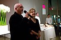 Peter Gabriel and Yvette J. Alberdingk Thijm.jpg