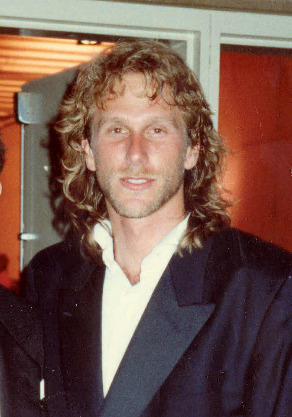 Peter Horton at the 1988 Emmy Awards