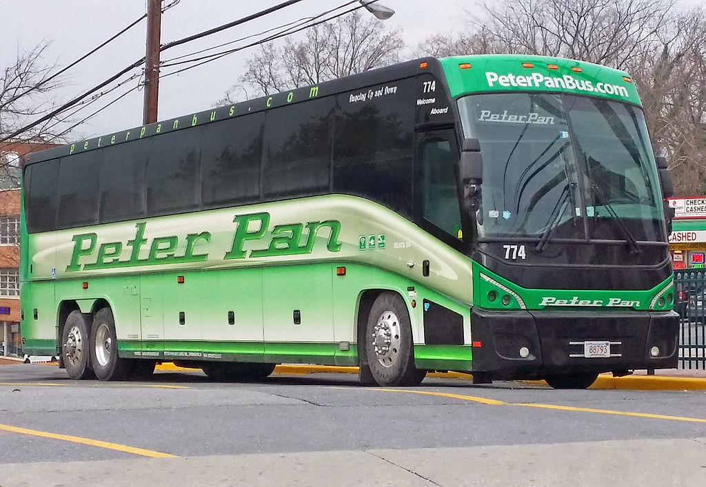 Bonanza Bus Station Providence Rhode Island