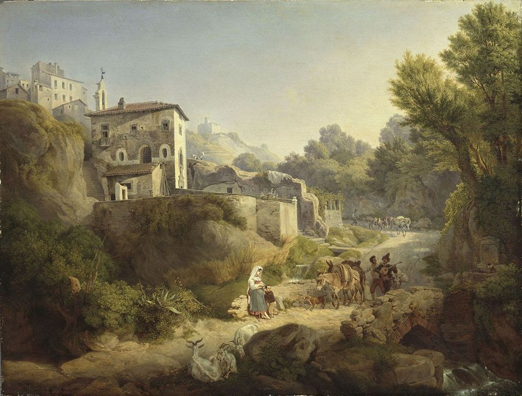 Peter von Hess - Kapelle bei San Marino - WAF 356 - Bavarian State Painting Collections.jpg