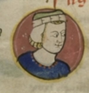 Peter II of Courtenay - Image: Petrus 2