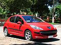 Peugeot 207 1.4 Trendy 2008 (13449281183).jpg