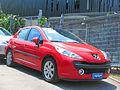 Peugeot 207 1.6 Sport 2007 (11863561724).jpg