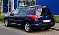 Peugeot 207 SW – Heckansicht, 19. Mai 2012, Düsseldorf.jpg