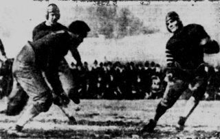 1920 College Football All-Southern Team