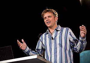 Second Life - Philip Rosedale, founder of Second Life.