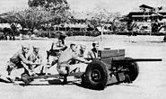 Philippine Scouts at Fort McKinley