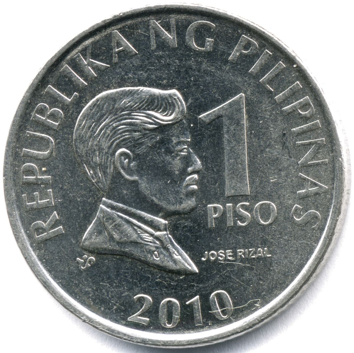 Philippine one-peso coin - Wikipedia