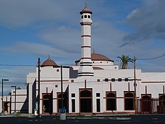 Phoenix, AZ, New Islamic Community Center of Phoenix Masjid, 2012 - Ibis Blas Photographer - panoramio.jpg