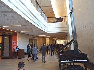 Musical Instrument Museum (Phoenix) - First floor of the Musical Instrument Museum.