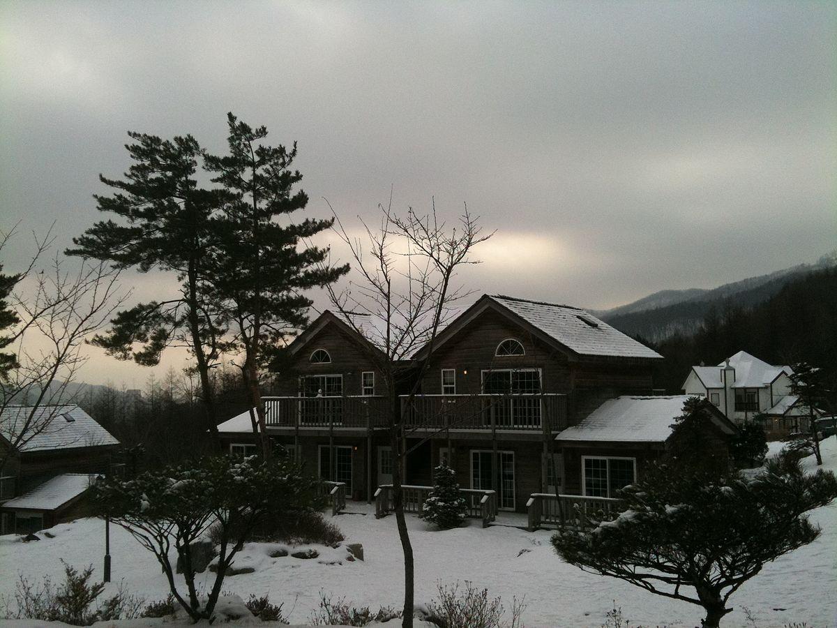 Bokwang phoenix park wikipedia for Xxiii giochi olimpici invernali di pyeongchang medaglie per paese