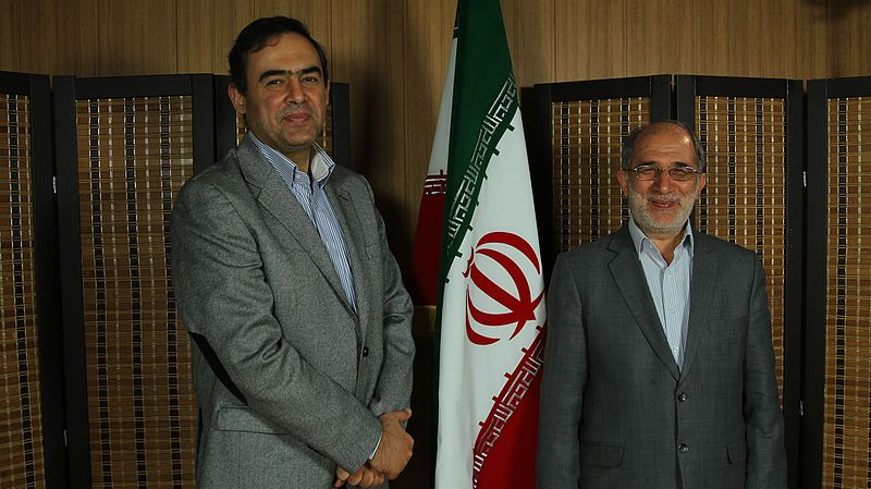 File:Photo of Gen. Hossein Allaee taken during Iranian oral history project by Hossein Dehbashi uploaded by Mardetanha (5).JPG