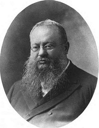 John Fiske (philosopher) - Image: Picture of John Fiske