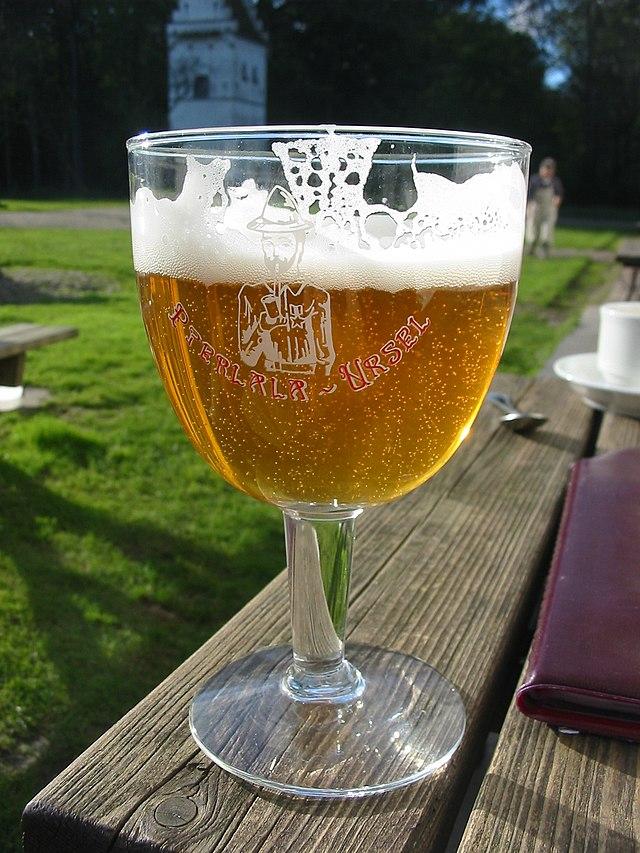 Beglisches Bier (Bild: Wikipedia / Donar Reiskoffer)