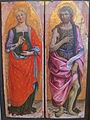 Piermatteo d'amelia (attr.), la maddalena e il battista, 1481 ca..JPG