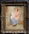 Pierre auguste renoir, maternità (madame renoir col figlio pierre), 1885, 01.JPG