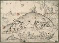 Pieter Bruegel d.  A.  - Die Grossen Peces fressen die kleinen, 1556.jpg