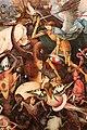 Pieter bruegel il vecchio, Caduta degli angeli ribelli, 1562, 15.JPG