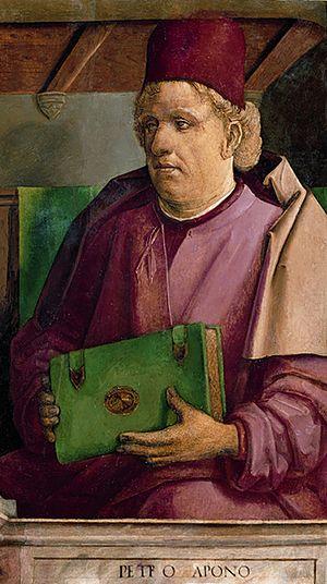 Pietro d'Abano - Pietro d'Abano