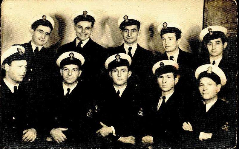 חיילים בחיל הים הבריטי