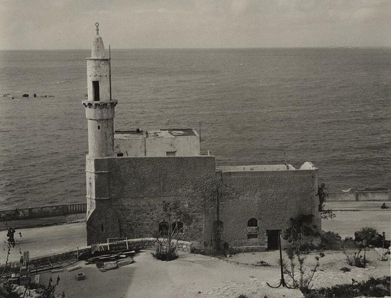 מסגד הים ביפו