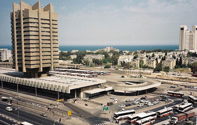 תחנה מרכזית חיפה
