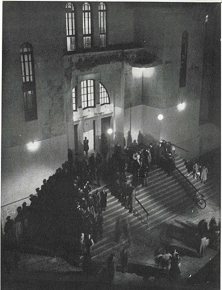 בית הכנסת הגדול, תל אביב
