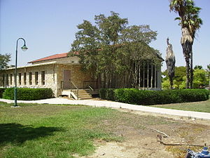 Hafetz Haim - Image: Piki Wiki Israel 5772 Synagogue at Kibbutz Chafetz Chaim