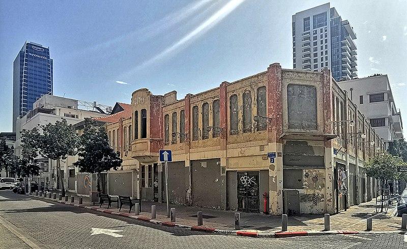 קולנוע עדן - תל אביב
