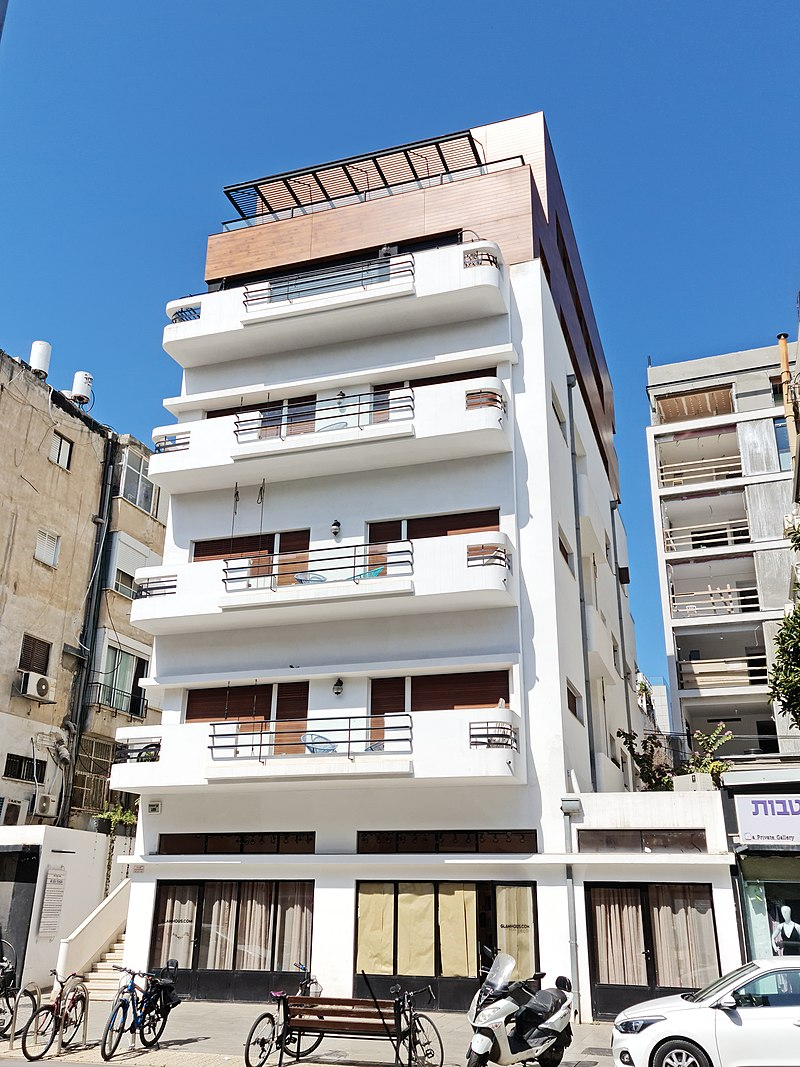 בית לאופר רחוב בן-יהודה 185 תל אביב