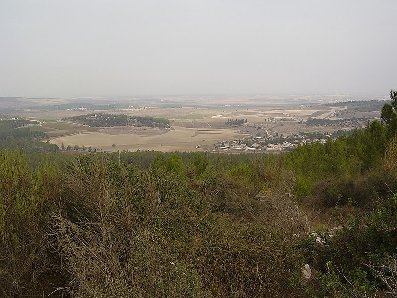 מצפור הר תנופה על שם עופר שוורץ
