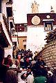 Pilgrims at Drepung, 1993.JPG