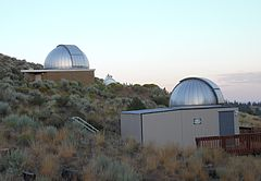 Pine Mountain Observatory, Oregon.JPG
